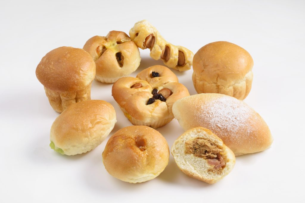 mix bun-snackbox-สแน็คบ๊อกซ์-จัดเลี้ยง-catering-สัมมนา-ประชุม-ขนมปัง-ขนมเบรค-อาหารว่าง-เค้กไข่ไต้หวัน-lunchbox-CoffeeBreak-foodstallmenu
