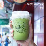 Green milk tea-snackbox-สแน็คบ๊อกซ์-จัดเลี้ยง-catering_สัมมนา-ประชุม-ขนมปัง-ขนมเบรค-อาหารว่าง-lunchbox-CoffeeBreak-foodstallmenu
