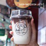 Overload cocoa latte-snackbox-สแน็คบ๊อกซ์-จัดเลี้ยง-catering_สัมมนา-ประชุม-ขนมปัง-ขนมเบรค-อาหารว่าง-lunchbox-CoffeeBreak-foodstallmenu