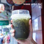 Taiwan apple tea-snackbox-สแน็คบ๊อกซ์-จัดเลี้ยง-catering_สัมมนา-ประชุม-ขนมปัง-ขนมเบรค-อาหารว่าง-lunchbox-CoffeeBreak-foodstallmenu