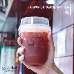 Taiwan strawberry tea-snackbox-สแน็คบ๊อกซ์-จัดเลี้ยง-catering_สัมมนา-ประชุม-ขนมปัง-ขนมเบรค-อาหารว่าง-lunchbox-CoffeeBreak-foodstallmenu
