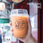 Thai milk tea-snackbox-สแน็คบ๊อกซ์-จัดเลี้ยง-catering_สัมมนา-ประชุม-ขนมปัง-ขนมเบรค-อาหารว่าง-lunchbox-CoffeeBreak-foodstallmenu