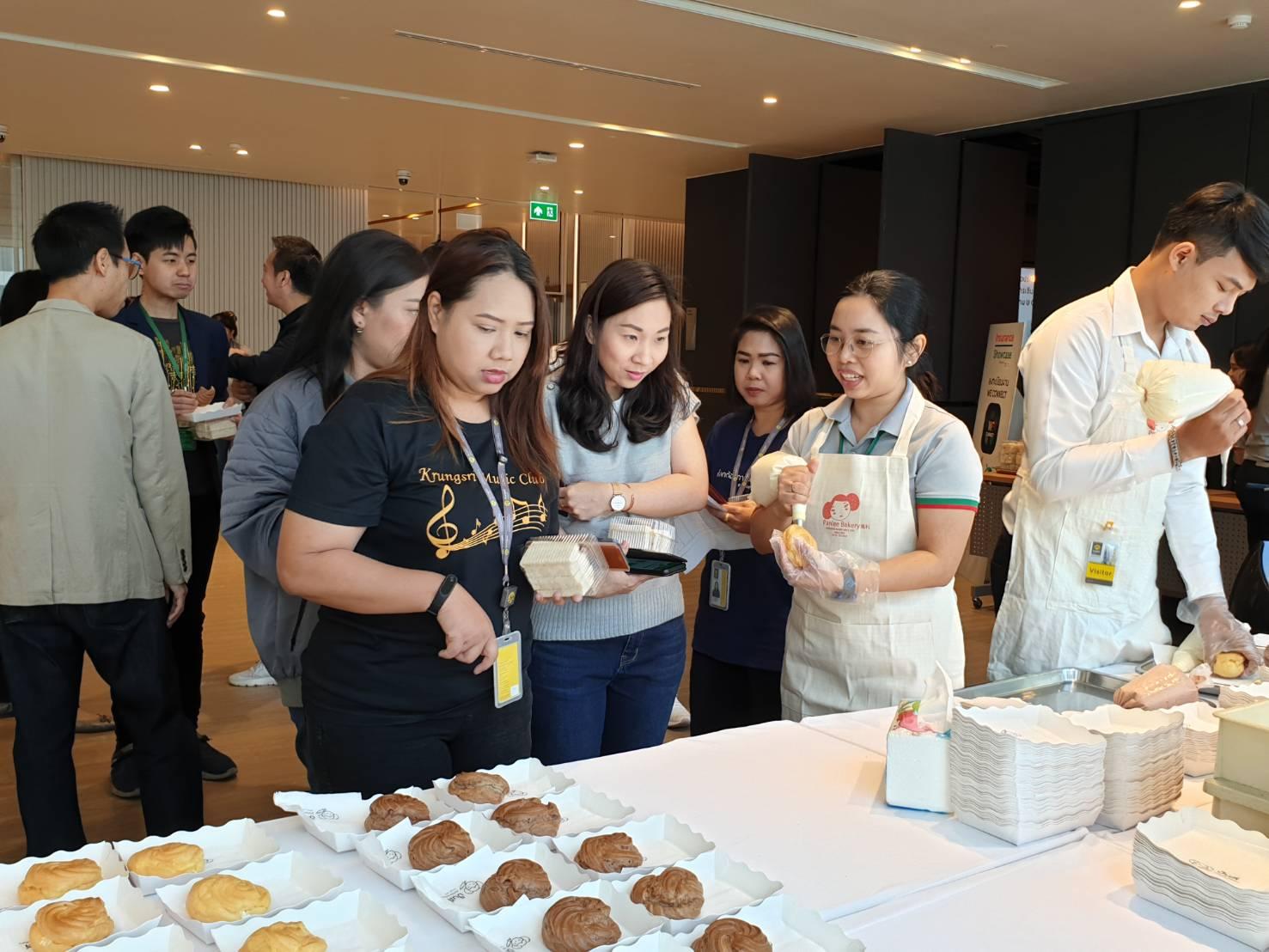 Catering33-snackbox-สแน็คบ๊อกซ์-จัดเลี้ยง-catering_สัมมนา-ประชุม-ขนมปัง-ขนมเบรค-อาหารว่าง-lunchbox-CoffeeBreak-foodstallmenu